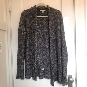 Made By Design Nordstrom Gray Cozy Cardigan